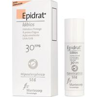 Hidratante Labial Epidrat Lábios Fps30 5,5G