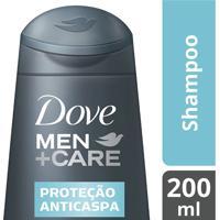 Shampoo Dove Men Care Proteção Anticaspa 200Ml