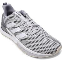 Tênis Adidas Questar Tnd Masculino - Masculino-Cinza+Branco