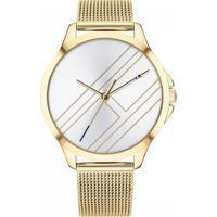 Relógio Tommy Hilfiger Feminino Aço Dourado - 1781962