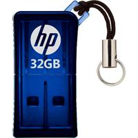 Pen Drive Mini Hp V165W 32Gb Usb 2.0 Azul
