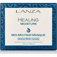 Lanza Healing Moisture Moi Moi Máscara - 200Ml - Unissex-Incolor