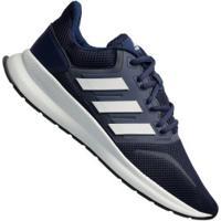 Tênis Adidas Falcon - Masculino - Azul Esc/Branco