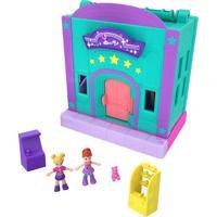 Polly Pocket Pollyville Arcade Playset - Mattel - Kanui