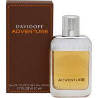Davidoff Adventure Masculino Eau De Toilette 50 Ml