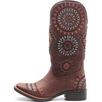 Bota Elite Country Tucson Omaha Marrom