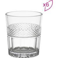Jogo De Copos Para Whisky Mirano- Incolor- 6Pçs-Rojemac
