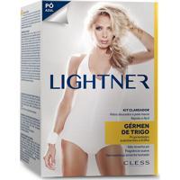 Kit Descolorante Clareador Lightner Com Germen De Trigo