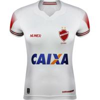 Netshoes  Camisa Numer Vila Nova Ii 2018 19 Feminina - Feminino dd7428c2352c5