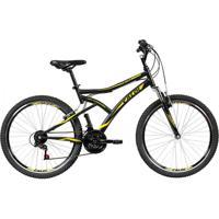 Bicicleta Aro 26 - 21 Marchas - Caloi
