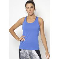 Regata Nadador Com Microfuros- Azul- Physical Fitnesphysical Fitness