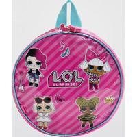 Lancheira Lol Surprise Infantil Luxcel Pink (Pink, Único)