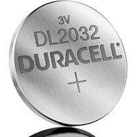 Bateria De Lítio Duracell Cr2032