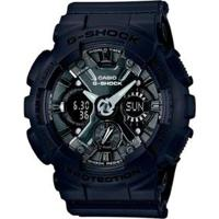 Relógio Casio G-Shock Gma-S120Mf-1Adr Masculino - Masculino-Preto
