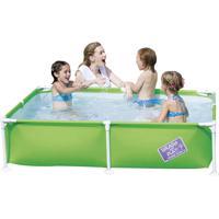 Piscina Frame Pool Estruturada 800 Litros Verde - Bestway