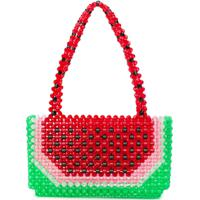9945b0898 Farfetch; Susan Alexandra Bolsa Tote Watermelon Dream - Vermelho