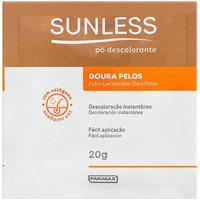 Descolorante Sunless Doura Pelos 20G