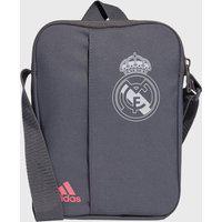 Porta-Chuteira Real Madrid Cinza