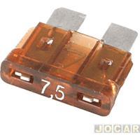 Fusível - Mini - 7,5 Âmperes - Cada (Unidade)