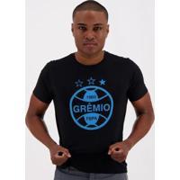Camiseta Grêmio Escudo Masculina - Masculino