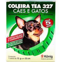Coleira Tea 327 Para Filhotes De Cães - 13Cm