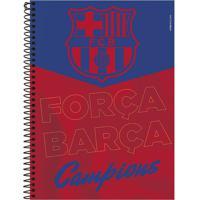 Caderno Foroni Barcelona Força Barça 12 Matérias
