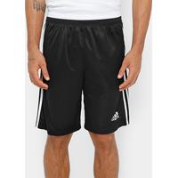 Netshoes  Short Adidas D2M 3S Masculino - Masculino 27a7f099a09a4