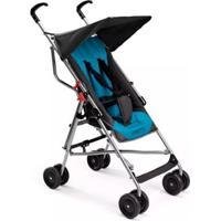 Carrinho De Passeio Multikids Baby - Pocket - Masculino-Azul