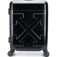 Off-White Arrow Motif Trolley - Preto