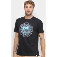 Camiseta Hd Cozy Masculina - Masculino-Preto