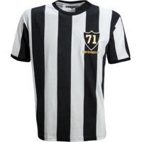 Camisa Liga Retrô Brasileiro 1971 - Masculino