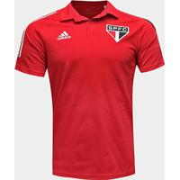 Camisa Polo São Paulo 20/21 Adidas Masculina - Masculino