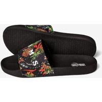 Chinelo Slide Pineapple 600052