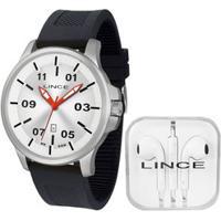97b42b3f552 Kit Relógio Masculino Lince Mrph058S K264S2Px
