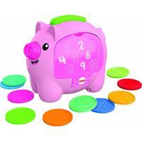 Brinquedo Fisher Price Porquinho Conta Comigo - Mattel