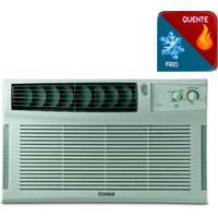 Ar Condicionado Janela Consul 18.000 Btus Mecânico Quente E Frio Branco - Ccm18Db