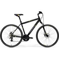 Bicicleta Merida Crossway 15-Md - Preto/Verde