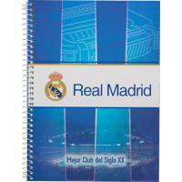 Caderno Foroni Real Madrid Tarja 1 Matéria