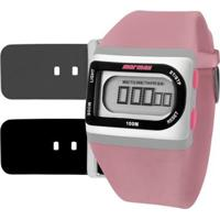 Relógio Digital Mormaii Troca Pulseira Fzg/T8T Feminino - Feminino