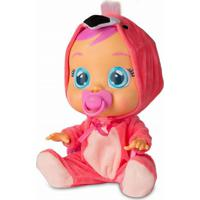 Boneca Cry Babies Flamy Multikids