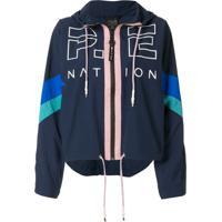 P.E Nation Electric Eye Jacket - Azul