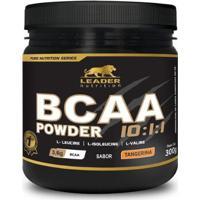 Aminoácido Bcaa 10:1:1 Powder 300G - Leader Nutrit - Unissex
