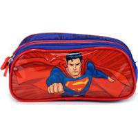 Estojo Luxcel Super-Homem