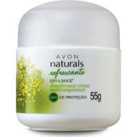Desodorante Creme Antitranspirante 55G - Erva Doce - Feminino-Incolor
