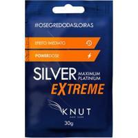 Máscara Knut Silver Extreme Powerdose 30G - Unissex-Incolor