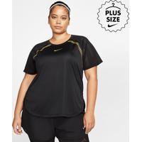 Plus Size - Camiseta Nike Feminina