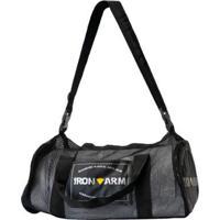 Bolsa De Academia Iron Arm Masculina - Masculino