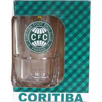 Caneca Coritiba Allmix 340 Ml - Unissex-Verde+Branco