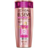 Shampoo Elseve Quera-Liso Reconstituinte 400Ml - Unissex-Incolor