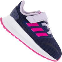 Tênis Para Bebê Adidas Runfalcon I - Infantil - Azul Esc/Rosa